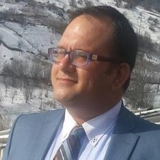 מר דוידי הרמלין, ראש המרכז לדיפלומטיה ציבורית