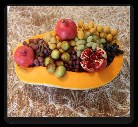 The 7 Israeli Fruits