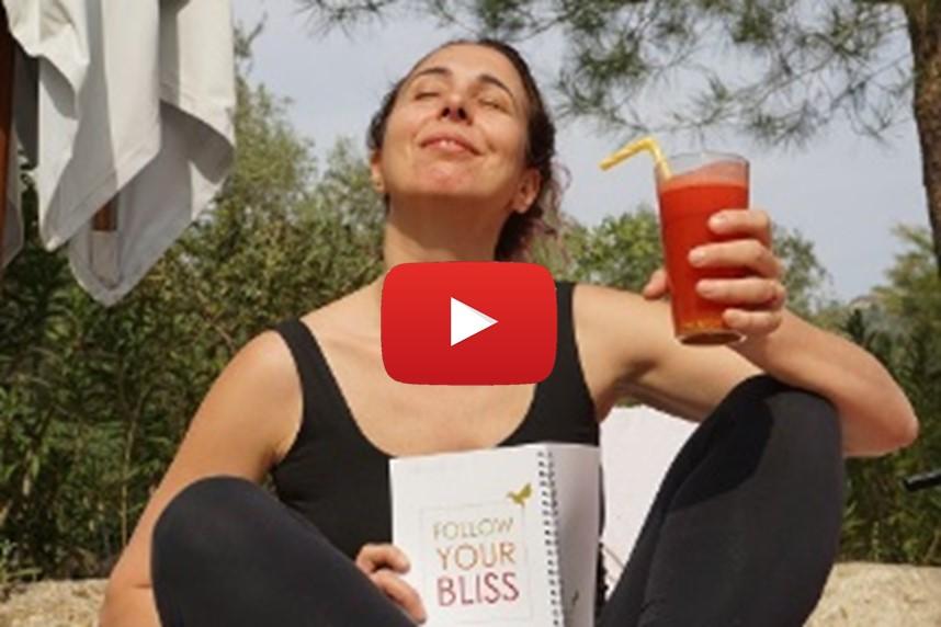 ריטריט האביב לניקוי ואיזון הגוף עם אומינה בקפריסין